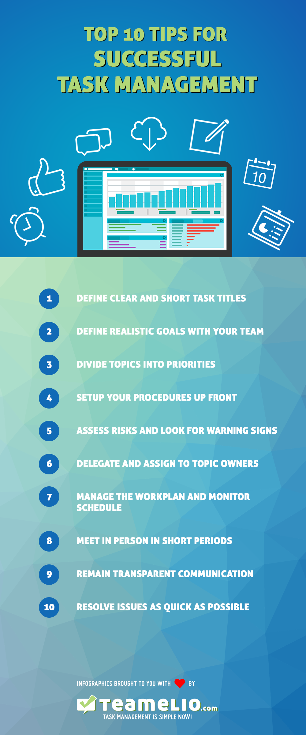 Top 10 Tips For Successful Task Management